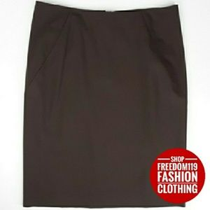 Theory | Stretch Wool Pencil Skirt (10)